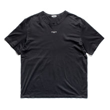 Load image into Gallery viewer, A/W 2005 Black SI Italy Spellout T-Shirt
