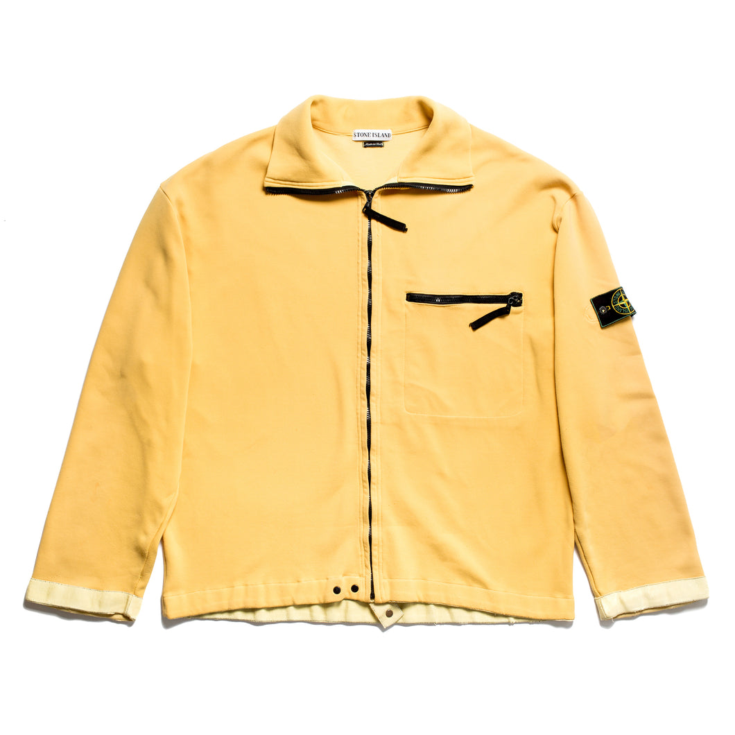 S/S 1997 Yellow Scuba Jacket