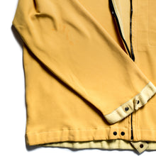 Load image into Gallery viewer, S/S 1997 Yellow Scuba Jacket