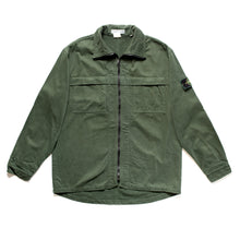 Load image into Gallery viewer, A/W 1996 Green Brushed Cotton Overshirt