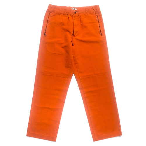 S/S 2004 Orange BackZip Spellout Trousers