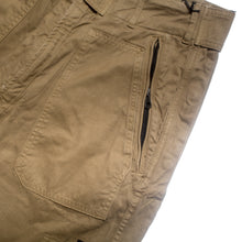 Load image into Gallery viewer, A/W 2007 Khaki MultiPocket Patch Cargo Trousers