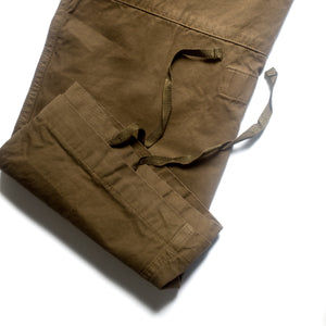 A/W 2007 Khaki MultiPocket Patch Cargo Trousers