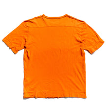 Load image into Gallery viewer, S/S 2004 Orange Compass Spellout Lite T-Shirt