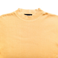 Load image into Gallery viewer, S/S 1988 Yellow Marina Imprint Spellout Jumper