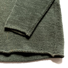 Load image into Gallery viewer, A/W 1996 Green Mixed Chenille Jumper