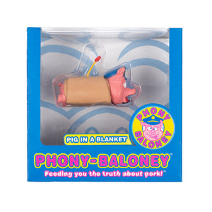 "Phony-Baloney ""Pig In A Blanket"" Action Figure by Seen"