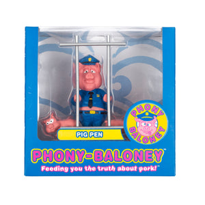 "Phony-Baloney ""Pig Pen"" Action Figure by Seen"