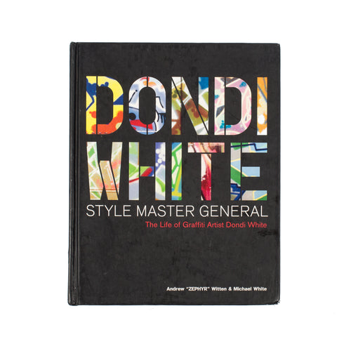 Dondi White: Style Master General Book