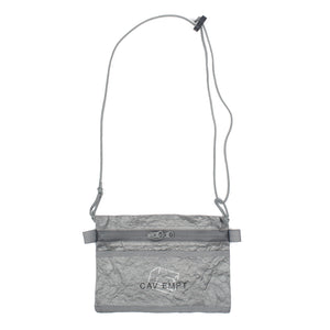 "CAV EMPT - Grey ""Small Pocket"" Bag"