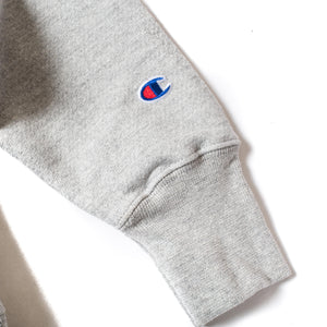 Alwayth Better™ Grey Champion Reverse Weave Hoodie