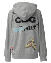 Load image into Gallery viewer, CDG x Better™ Hoodie Grey