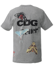 Load image into Gallery viewer, CDG x Better™ Tee Gray