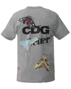 CDG x Better™ Tee Gray