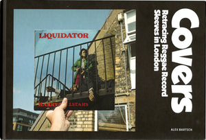 Covers Retracting Reggae Record Sleeves In London