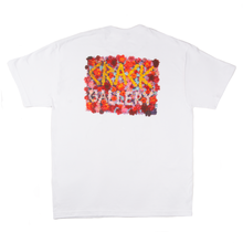 "Crack Gallery - ""Anthopile"" S/S White Tee"