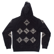 "The Trilogy Tapes - ""Automobile"" Black Hoodie"