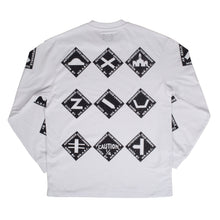 The Trilogy Tapes - Automobile Club L/S Tee White