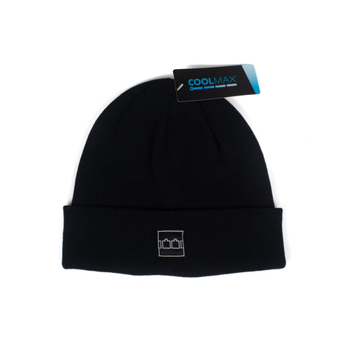 "The Trilogy Tapes - ""Logo"" Black Beanie"