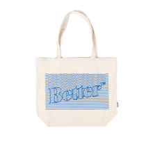 "Better™ Gift Shop - ""Better™ Dots"" Canvas Tote Bag"