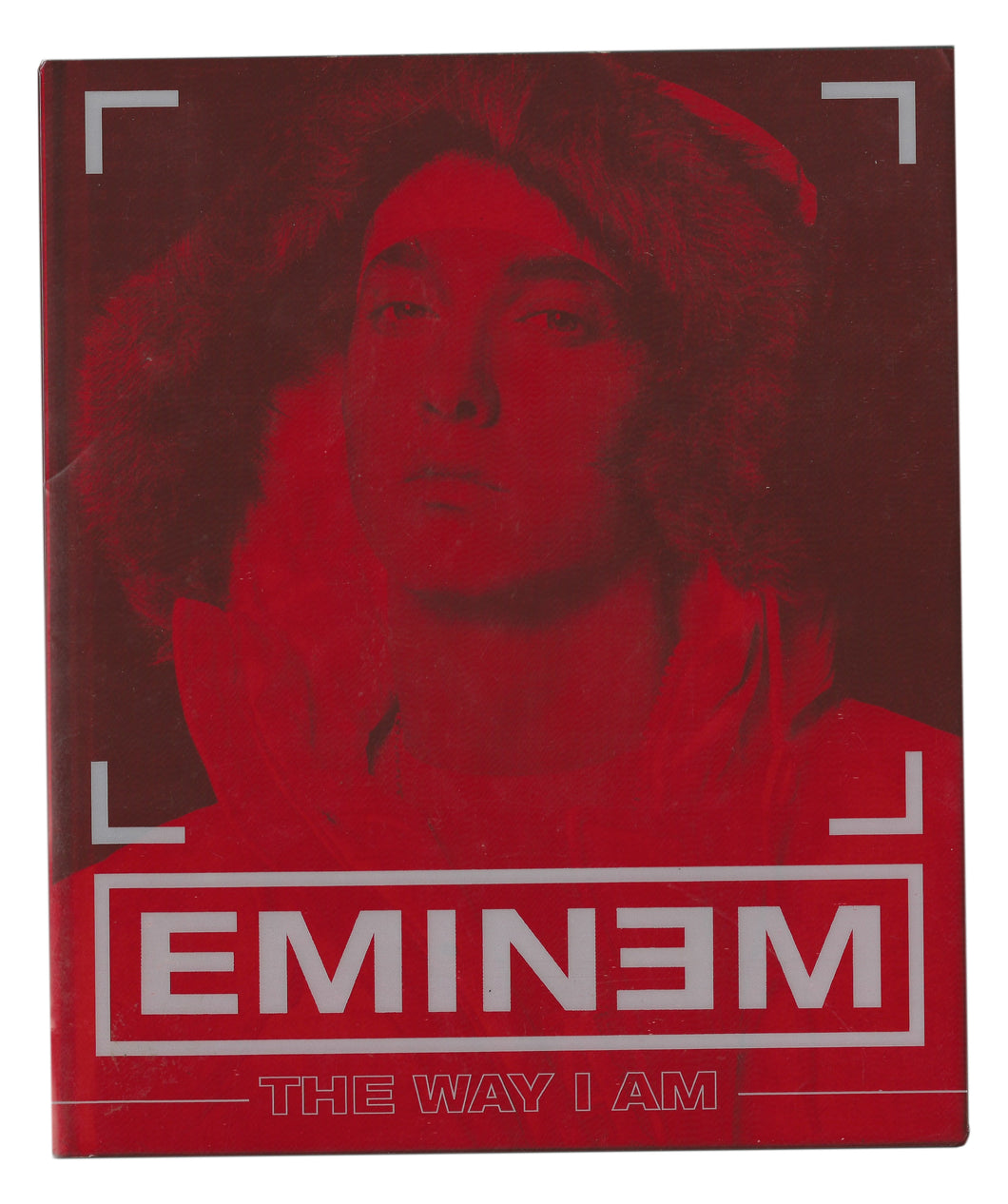 Eminem The Way I Am Book