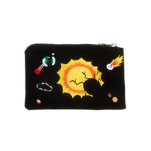 "Moonrise - ""Tim Comix in Space"" Zip Pouch"