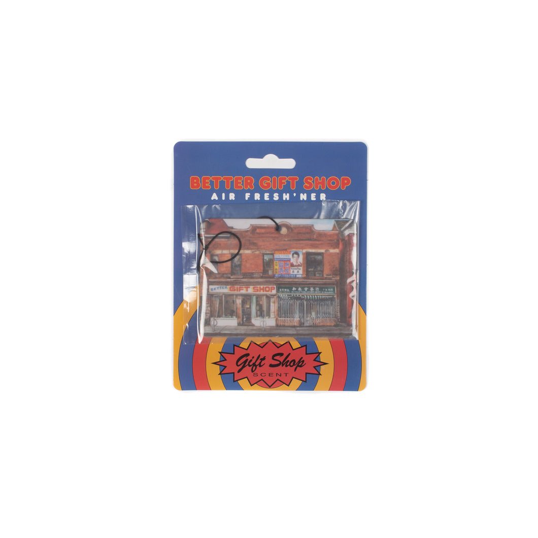 "Better™Gift Shop - ""Store Front"" Air Freshener"