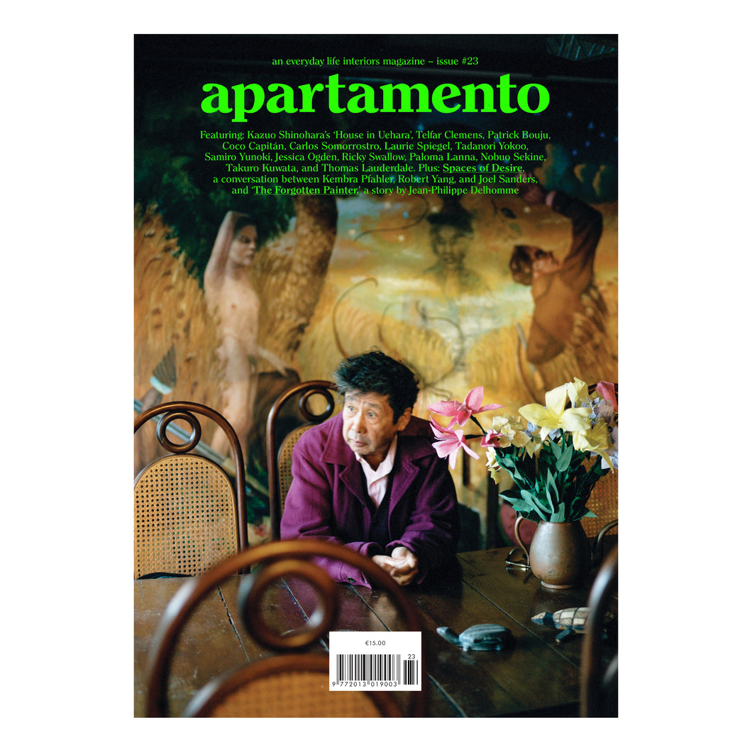 Apartamento Magazine Issue #23