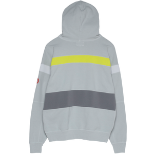 CAV EMPT Overdye Panel Heavy Hoody Grey