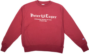 An Honest Living Peter Luger Crewneck