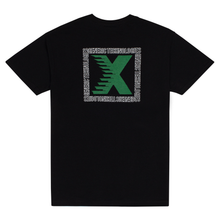 Load image into Gallery viewer, SCI-FI FANTASY X CORP TEE BLACK