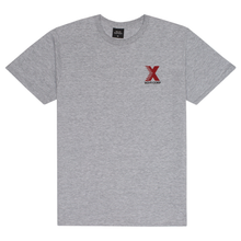 SCI-FI FANTASY X CORP TEE HEATHER GREY