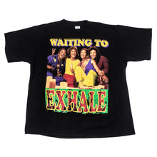 Load image into Gallery viewer, Vintage Waiting To Exhale Tee