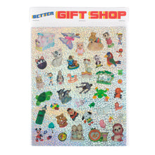 "Better™Gift Shop- Shana Sadeghi-Ray""Collectible"" Sticker Pack"