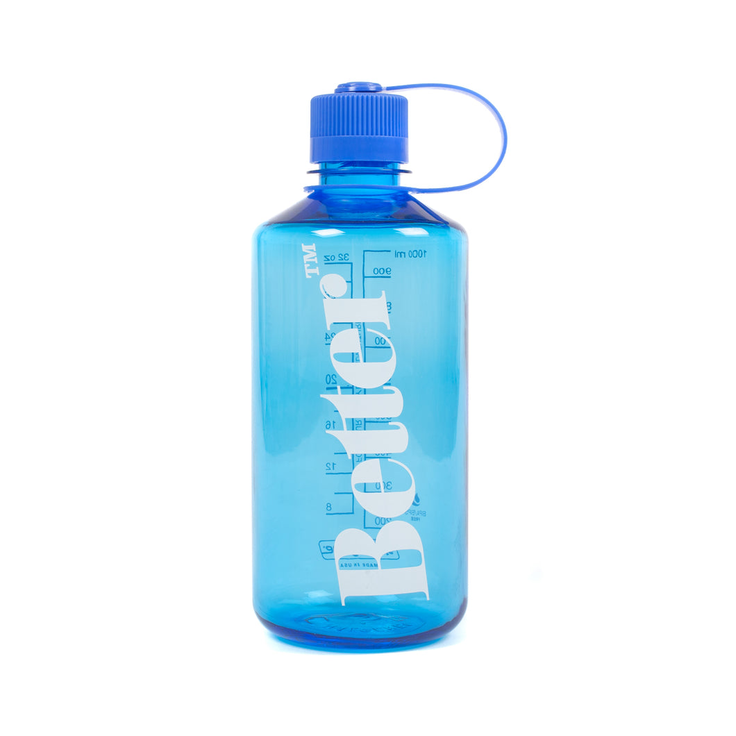 "Better™Gift Shop- Nalgene®️ Blue ""Logo"" (32oz) Bottle"
