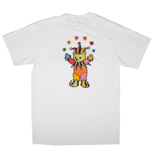 "Better™Gift Shop- Shana Sadeghi-Ray ""Bear"" S/S Tee White"