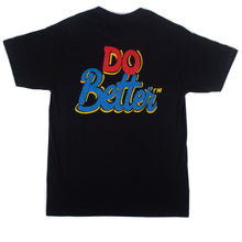 "Nurse Signs for Better™Gift Shop ""Do Better™"" Black S/S Tee"