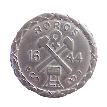 Sterling Silver Roros Tie Tac