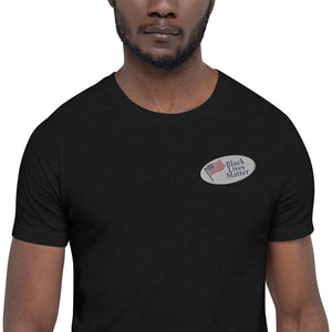 Black Lives Matter (Vote Sticker)