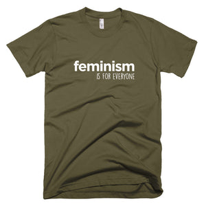 Feminism Is For Everyone (simple tee)