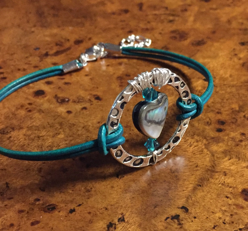 Heart of the Sea Bracelet