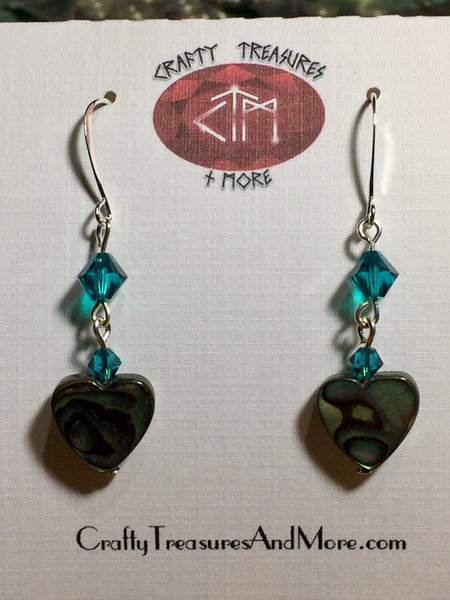 Heart of the Sea Earrings