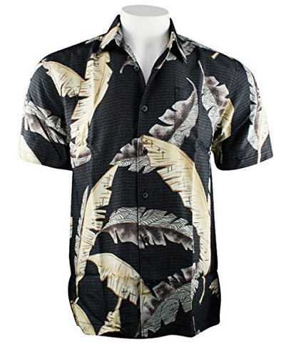 Kahala - Mai'a, Relaxed Fit, Matched Pocket Button Front, Classic Hawaiian Shirt