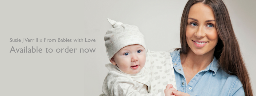 BRAND SPOTLIGHT: FROM BABIES WITH LOVE