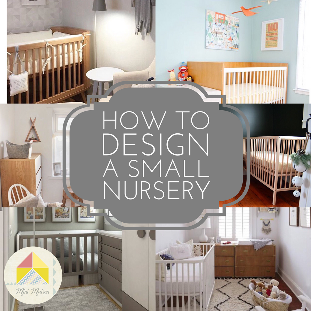 DECORATING A SMALL NURSERY