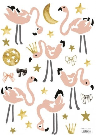 Lilpinso Flamingo