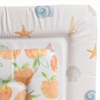 Seashell Baby Changing Mat