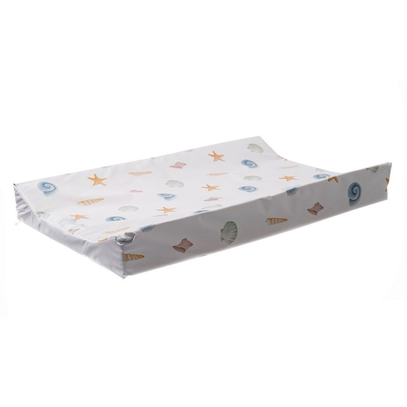Seashell Anti-Roll Wedge Changing Mat