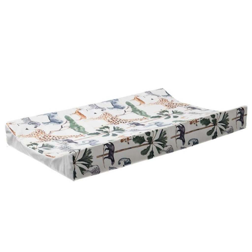 Safari Animal Changing Mat