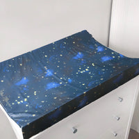 Night Sky Wedge Changing Mat